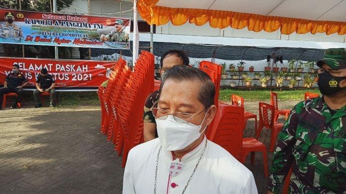 Uskup Manado Serukan Perkuat Solidaritas Umat Manusia
