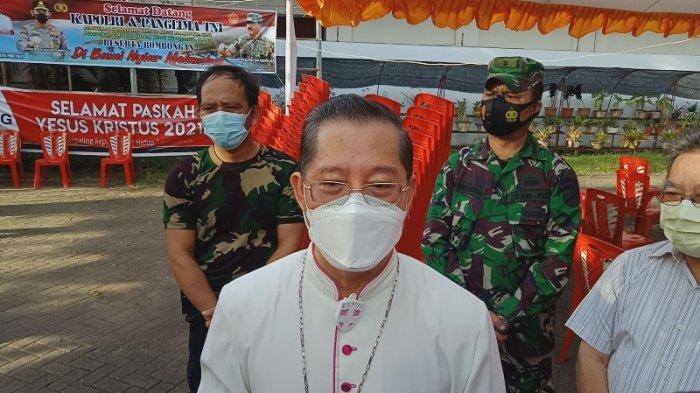 Uskup Manado Apresiasi Kedatangan Kapolri: Polisi Terasa Dekat dengan Masyarakat