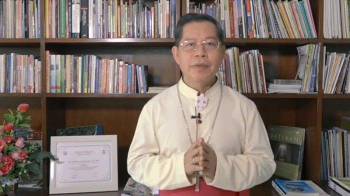 Uskup Manado: Semoga Bisa Jadi Pewarta Iman dan Cinta Kasih