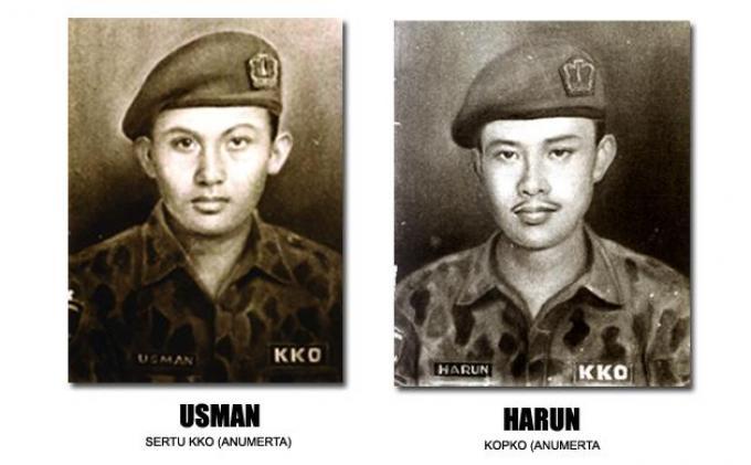 17 Oktober 1968 Dalam Sejarah, 2 Prajuri KKO Indonesia Dihukum Gantung di Singapura
