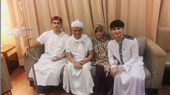 Ustaz Arifin Ilham Meninggal Dunia, Ungkapan Putra Sulung setelah Sang Abi Berpulang: Mohon Maaf