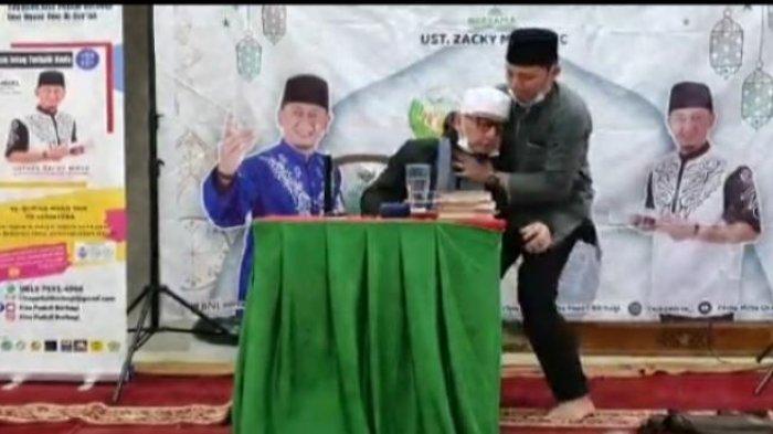 BERITA HEBOH! Ustaz Zacky Mirza Dikabarkan Meninggal Dunia, Sempat Pingsan Saat Ceramah di Pekanbaru