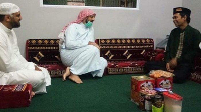Kenang Syekh Ali Jaber, Ustadz Abdul Somad Pernah Tolak Permintaan Beliau, UAS: Malu Kalau Ketemu
