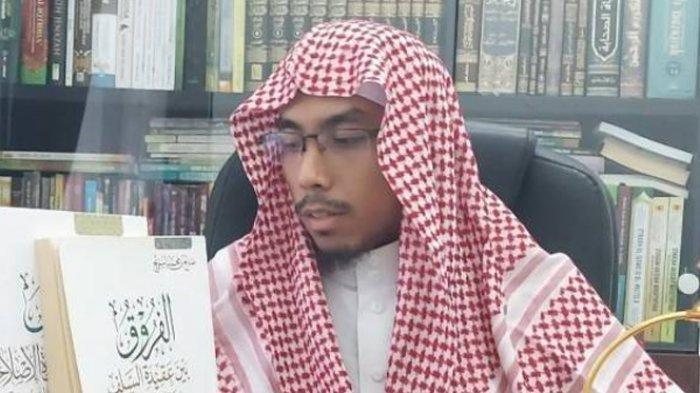 Ustaz Maaher at Thuwailib <a href='https://manado.tribunnews.com/tag/meninggal' title='meninggal'>meninggal</a> dunia pada Senin (8/2/21) pukul 19.00 WIB.