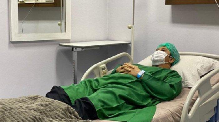 Ustaz Yusuf Mansur masuk rumah sakit Sakit apa