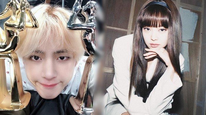 6 Artis K Pop Ini Punya Selera Fashion Terbaik Ada Nama Jennie Blackpink Hingga V Bts Tribun Manado