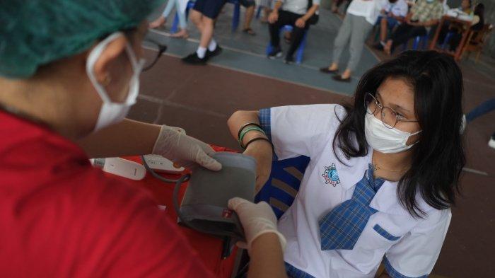 Dukung Serbuan Vaksin Anak, Kapolda Sulut: Target Kami Satu Juta Orang