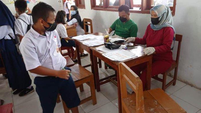 92 Persen Guru di Bolmong Sudah Divaksin Covid-19