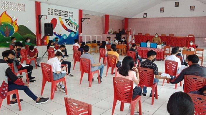 Orangtua dan Siswa di Manado Ingin Belajar Tatap Muka, Wali Kota Gencarkan Vaksinasi