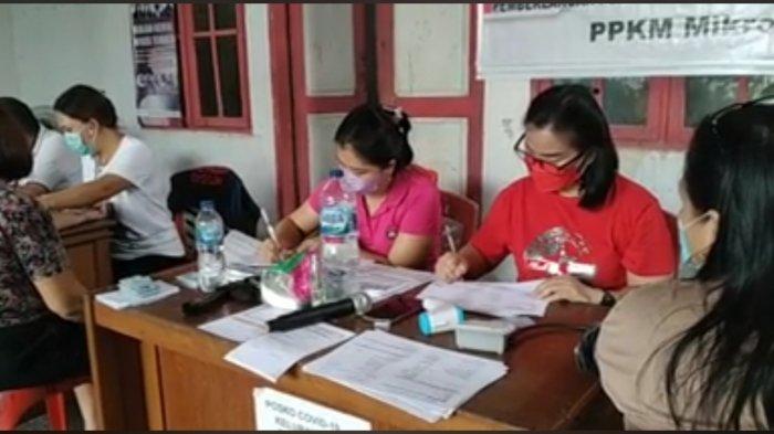 Peserta Vaksin Covid-19 di Buyungon Demam, Turun Hanya dengan Obat Pereda Panas