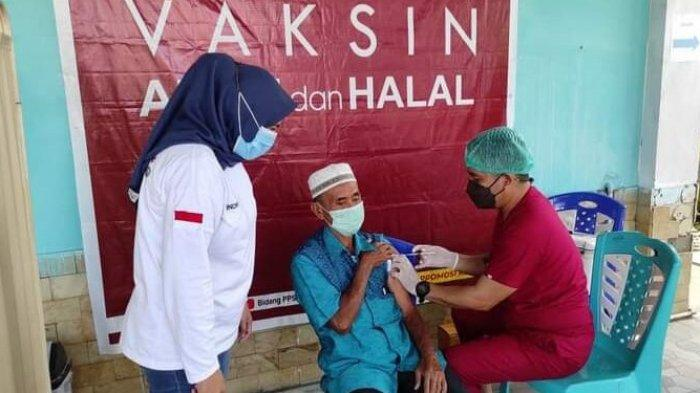Hingga Saat Ini Vaksinasi di Kotamobagu Sudah Capai 6.443 Vial