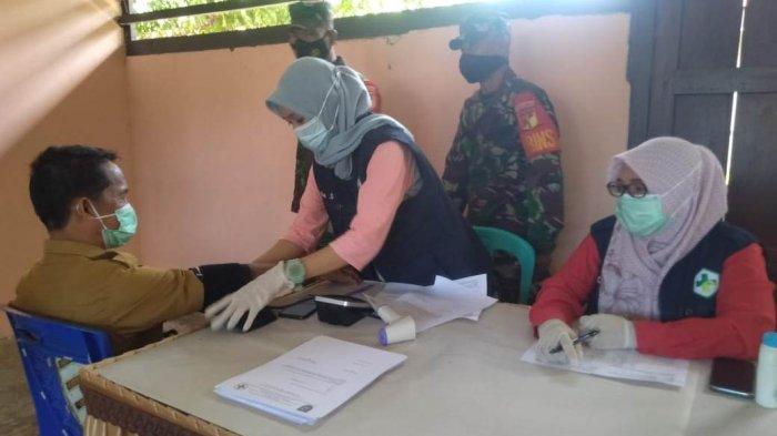 11.272 Masyarakat Passi Barat di Bolaang Mongondow Butuh Vaksin Covid-19