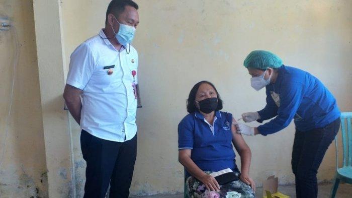 Masyarakat Tomohon Mulai Divaksin Covid-19, Pekan Ini Dinkes Sasar 1.000-an Penerima Vaksin