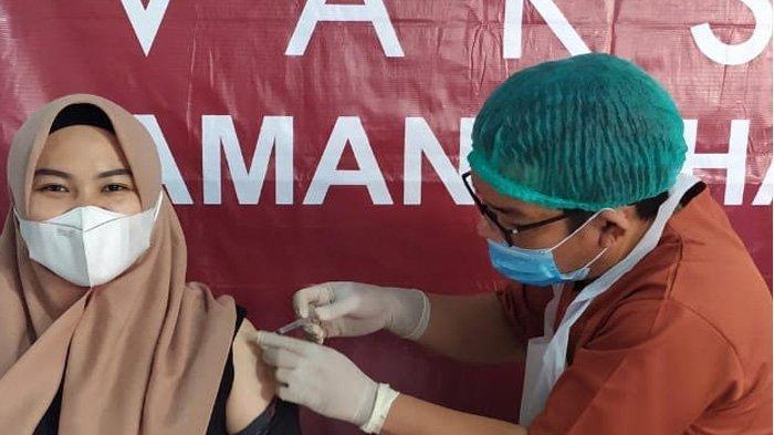 4 OPD Kotamobagu Jalani Vaksinasi Covid-19