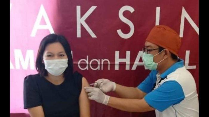 Targetkan 2000 Dosis Sehari, Dinkes Ajak Warga Kotamobagu Sukseskan Program Vaksinasi Covid-19