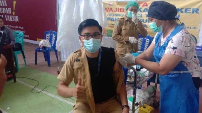 18 Puskesmas di Bolmong Gencar Lakukan Vaksinasi ke Masyarakat