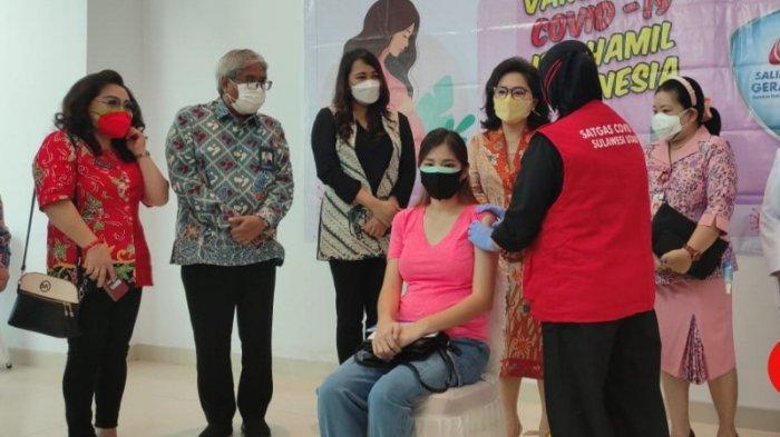 Gubernur Olly Dondokambey Minta Dinas Kesehatan Vaksinasi Ibu Hamil di Semua Kabupaten dan Kota