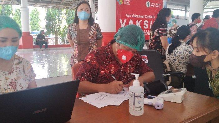 Minsel Sudah Suntikan 45.549 Dosis Vaksin Covid-19