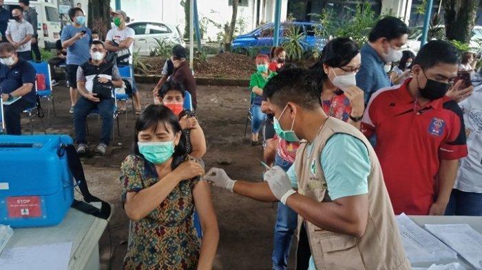 Jubir Satgas Covid-19 Sulut Steaven Dandel Akui Vaksinasi Lansia di Sulut Masih Kurang