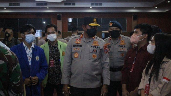 Pemerintah Daerah Sulawesi Utara Apresiasi Kegiatan Vaksinasi Massal Aliansi Mahasiswa Nasional