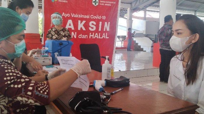 UPDATE Terbaru, Kasus Covid-19 di Kabupaten Minsel, 695 Warga Dinyatakan Sembuh
