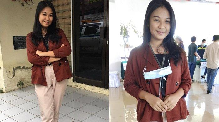 Gadis Cantik Valensia Sumampouw Berbagi Terhadap Sesama Korban Bencana Alam