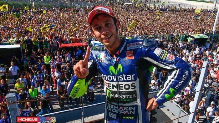 Haters Valentino Rossi Ternyata Paling Banyak Orang Italia