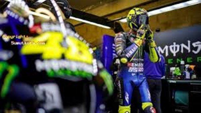 Valentino Rossi Sebut Petronas Yamaha Yang Ditungganginya Jelek, Pesimis Hasil MotoGP Doha 2021