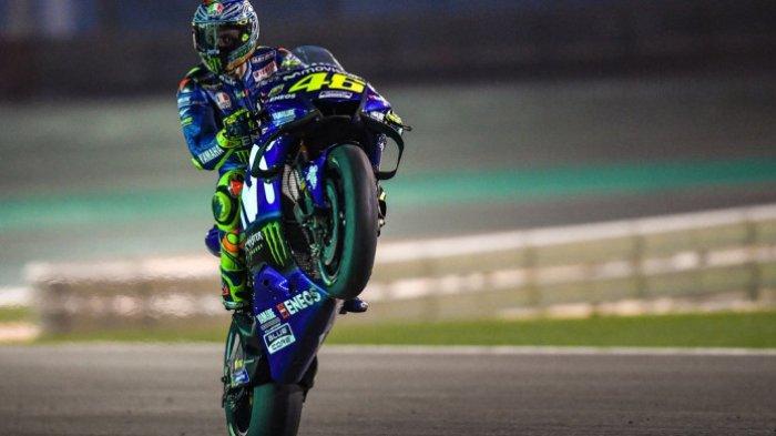 Valentino Rossi Disebut Bisa Jadi Ancaman Musim Ini oleh Legenda MotoGP