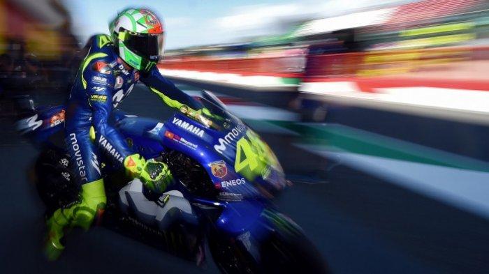 Rossi Akui Lorenzo Cukup Cepat di Misano.