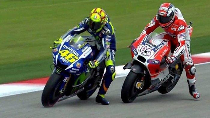 Jadwal dan Live Streaming MotoGP Styria 2021: Asa Duo Ducati Jaga Tradisi, Valentino Rossi?