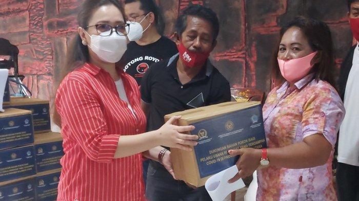 Kuliner Yani Sempat Gulung Tikar, Terima Bantuan Pokok dari Kemenparekraf Melalui Vanda Sarundajang