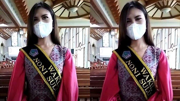 Harapan Vannesa Timbuleng pada Peringatan 3 Tahun Kepemimpinan Royke Octavian Roring di Minahasa