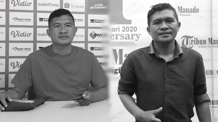 Vendi Lera Wartawan Tribun Manado Meninggal, Rine Kenang Sosok Vendi yang Tidur di Laci Meja Sekolah