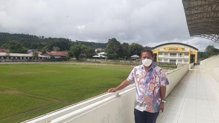 Stadion Babe Palar Tomohon Bakal Jadi Tempat Pelaksanaan Upacara HUT RI Ke-76
