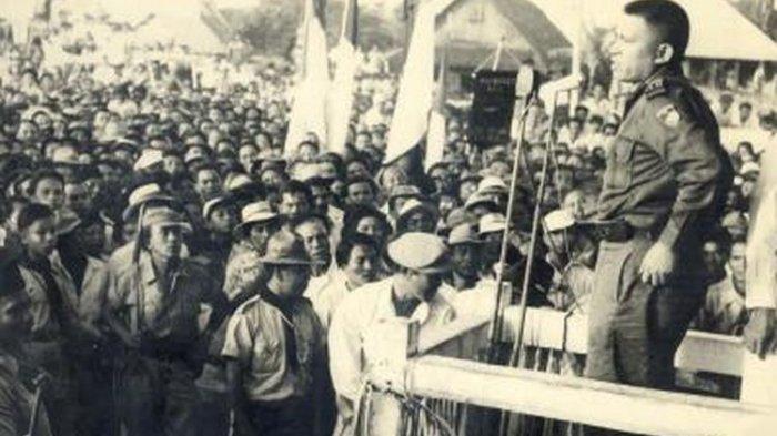 Sosok Ventje Sumual Rekan Pejuang Soeharto pada Peristiwa Serangan Umum 1 Maret, Kesayangan Nasution