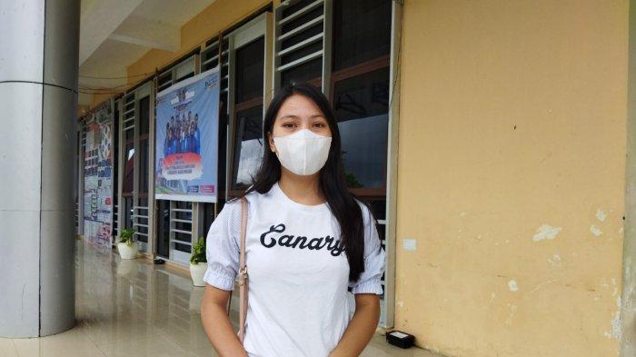 Mahasiswi Cantik Asal Unima Vera Woran Rindu Bisa Kuliah Tatap Muka