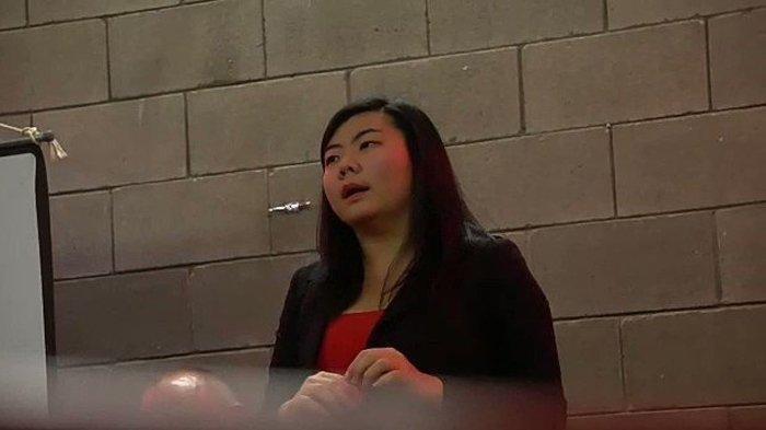 Veronica Koman kembali sindir pemerintah. Kali ini DPR RI.