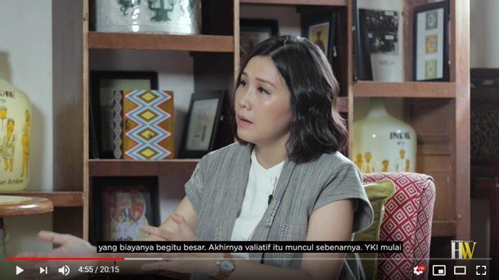 Foto Ahok Masih Terpajang di Rumah Veronica Tan, Ada Juga Sebuah Lukisan Ibu dan Bapak Nicholas Sean