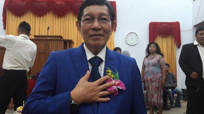 Wali Kota Manado Katakan Natal Sebagai Bukti Kasih Allah