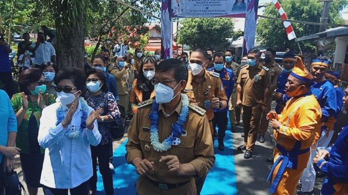 Masamper Bikin Wali Kota Manado Vicky Lumentut Berjoget dan Menangis