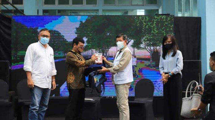 Staf Khusus Presiden RI Billy Mambrasar Apresiasi Kinerja Vicky Lumentut Majukan Kota Manado