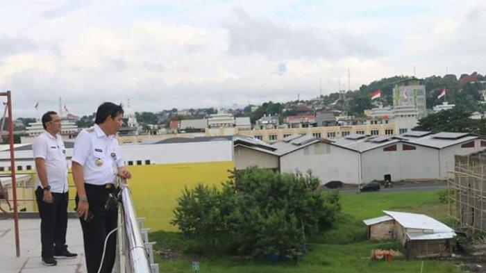 Musim Penghujan Tiba, Wali Kota Vicky Minta Waspada Banjir dan Longsor di Manado