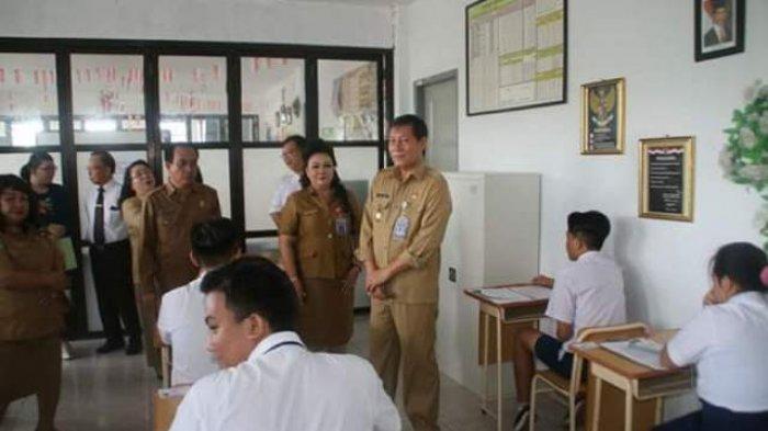 Wali Kota Manado Harap tak Ada Pemadaman Listrik Selama UNBK SMP