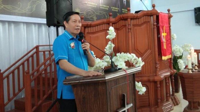 Ratusan Perwakilan Jemaat Cabut UndiPerlombaan di Hapsa P/KB GMIM 2018
