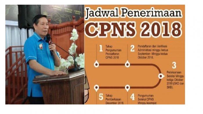 Penerimaan CPNS 2018, Pemkot Manado Buka 199 Formasi, Ini Rincian dan Cara Upload Dokumen
