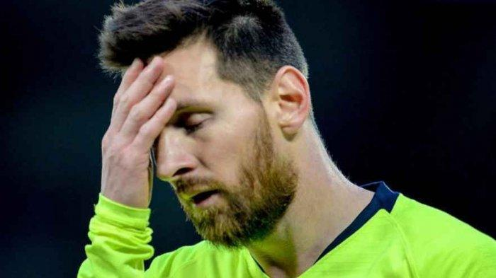 Sang Mega Bintang Lionel Messi Beri Tanggapan soal Ejekan Fans Barcelona, usai Dihancurkan The Reds