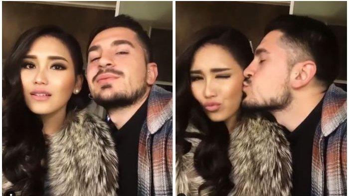 Shaheer Sheikh Kalah Cepat, Pria Turki Ini Berani Cium dan Unggah Foto Ayu Ting Ting di Instagram
