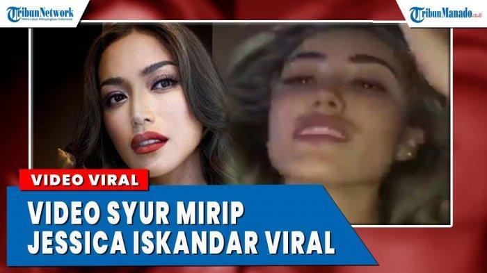 VIDEO Panas Mirip Jessica Iskandar, Durasi 30 Detik