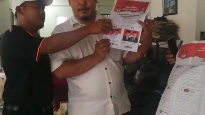 Surat Suara Tercoblos Jokowi-Ma'ruf Terungkap, Ini Penjelasan Panwaslu Kuala Lumpur